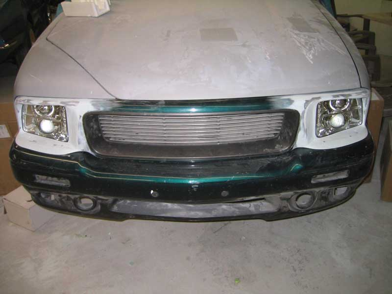 S10 Headlights